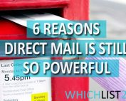 6 Reasons Direct Mail is Still So Powerful - WL2