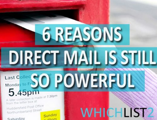 6 Reasons Direct Mail is Still So Powerful