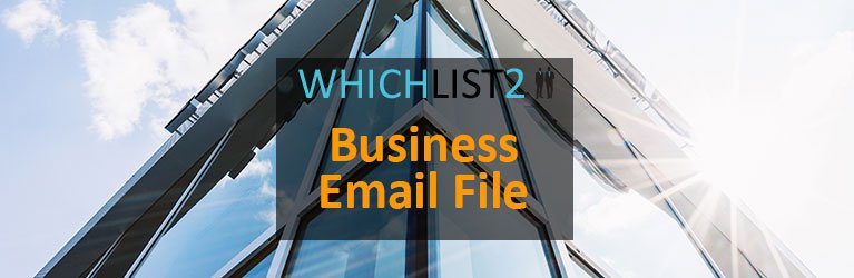 Business Email File - WL2