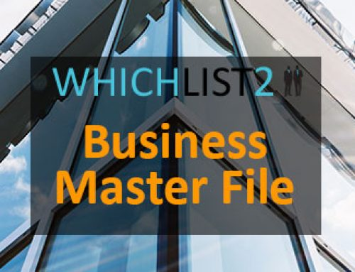 Business Master File