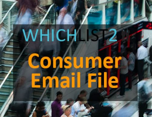 Consumer Email File