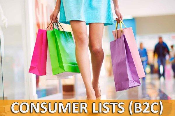 Consumer Lists - B2C Lists