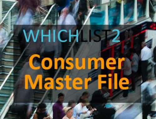 Consumer Master File