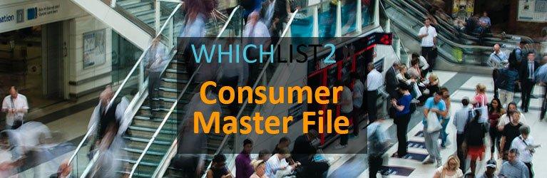 Consumer Master File - WL2