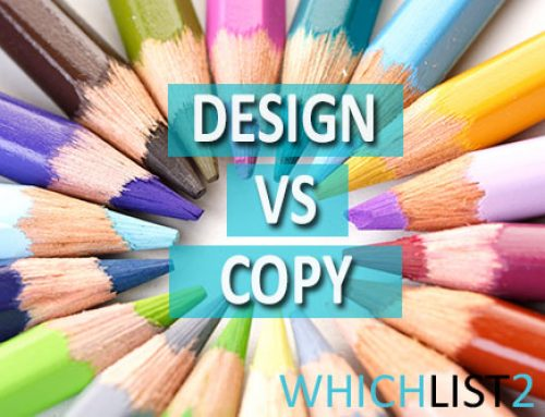 Design vs Copy – Direct Marketing & Email Tips
