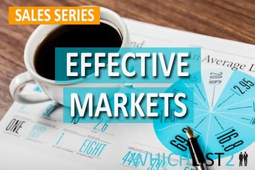 Effective Markets - Sales Series
