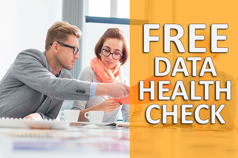 FREE Data Health Check - WhichList2 Data Services