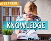 Knowledge - Sales Series