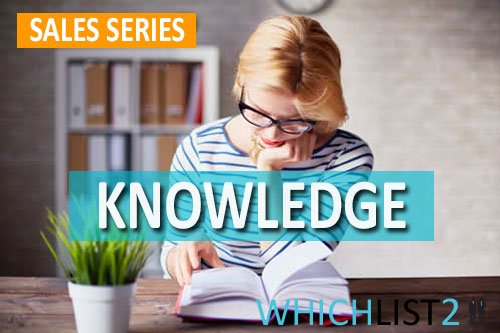 Knowledge - Sales Series