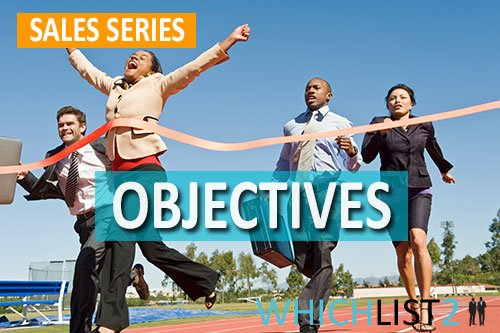 Objectives - Sales Series