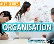 Organisation - Sales Series