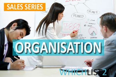 Organisation - Sales Series