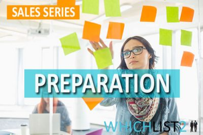 Preparation - Sales Series