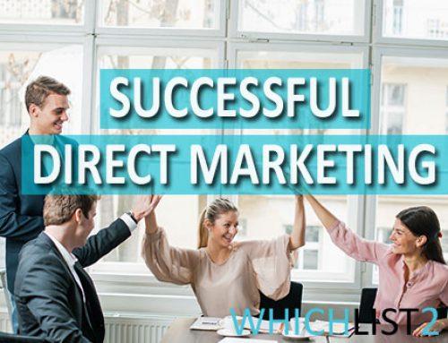 Successful Direct Marketing